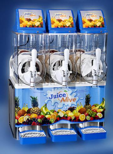 3 Bowl Frozen Beverage Machine