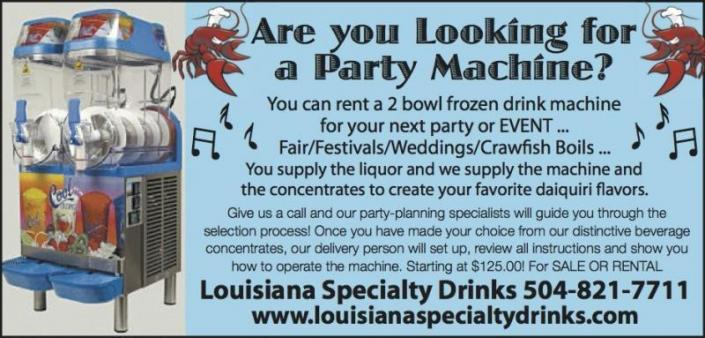 Party Machine Rentals