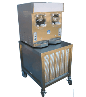 Frosty Factory Frozen Drink Machine Model 215F - For your huge event!